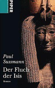 Sussman Fluch der Isis Cover 2006 klein