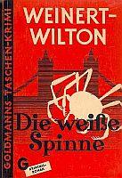 Weinert-Wilton Spinne Cover klein