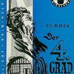 C. V. Rock - Der 4. Grad