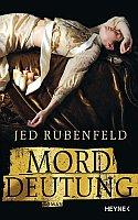 Rubenfeld Morddeutung Cover 2008 klein