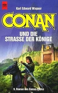 Wagner Conan Strasse der Koenige Cover 1995 klein