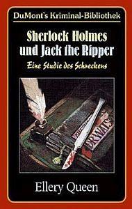 Queen Holmes Ripper 1989 Cover klein