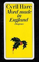 Hare Mord England Cover Diogenes klein