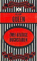 Queen - Blutige Buchstaben Cover klein