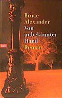 Alexander Fielding04 Unbekannte Hand Cover klein