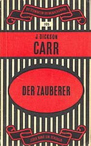 Carr Zauberer Scherz 1958