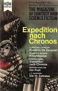 MSFF 013 Expedition nach Chronos Cover klein