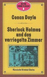 Doyle Adrian Carr Holmes Nachlass 1 Heyne Cover klein
