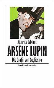 Leblanc Lupin Graefin Cover TB 2009 klein