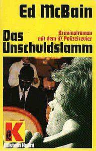 McBain Unschuldslamm Cover 1984 klein