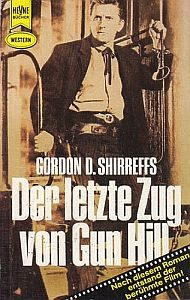 Shirreffs Gun Hill Cover 1986 klein