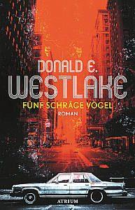 Westlake Dortmunder 01 Fuenf schraege Voegel Cover klein