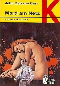 Carr Mord am Netz Cover 1969 klein