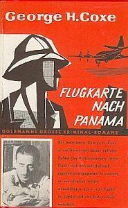 Coxe Panama Cover 1959 klein